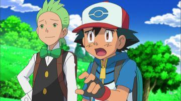 Pokémon - Temporada 16 - Capítulo 34: ¡El sendero que conduce al adiós!