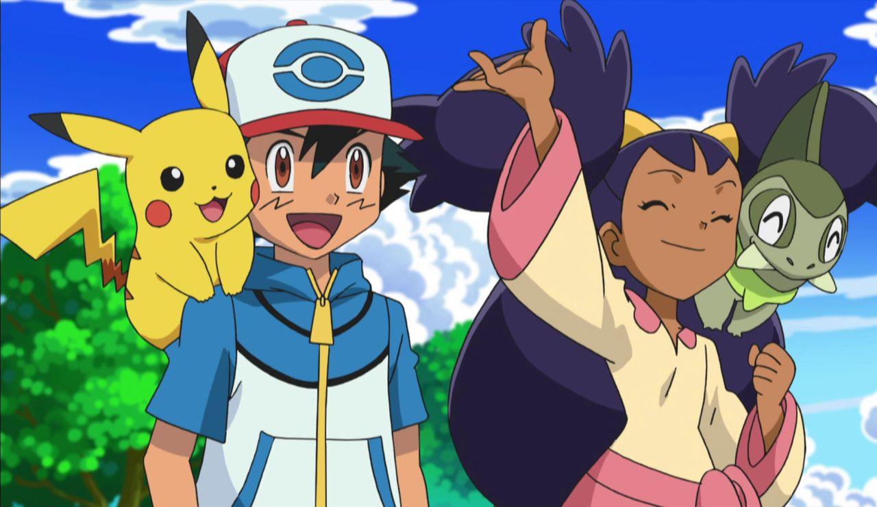 Pokémon - Temporada 16 - Capítulo 43: ¡La supervivencia del Gimnasio Gres!