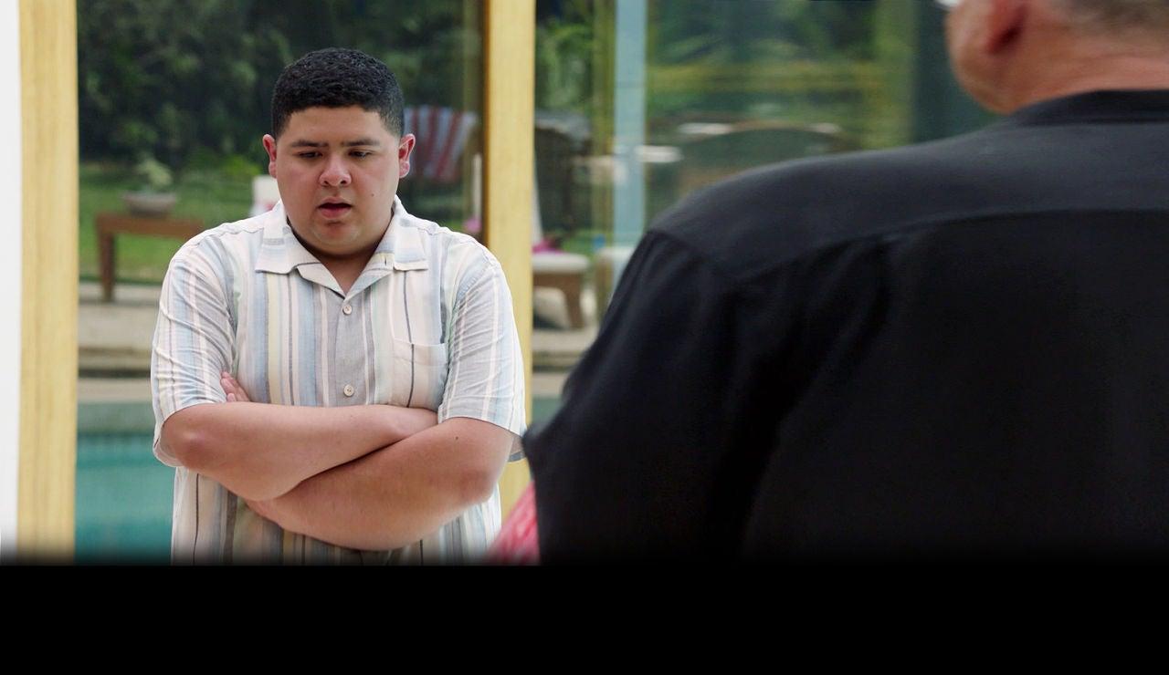 Manny ha perdido la virginidad, ¿con un chico o una chica?