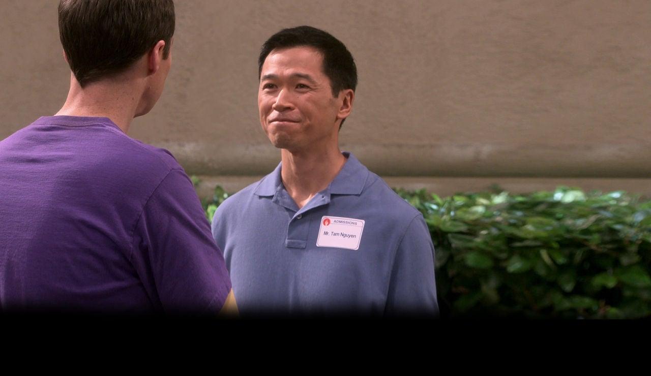 La razón por la que Sheldon se peleó con Tam