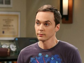 Sheldon Cooper en 'The Big Bang Theory'