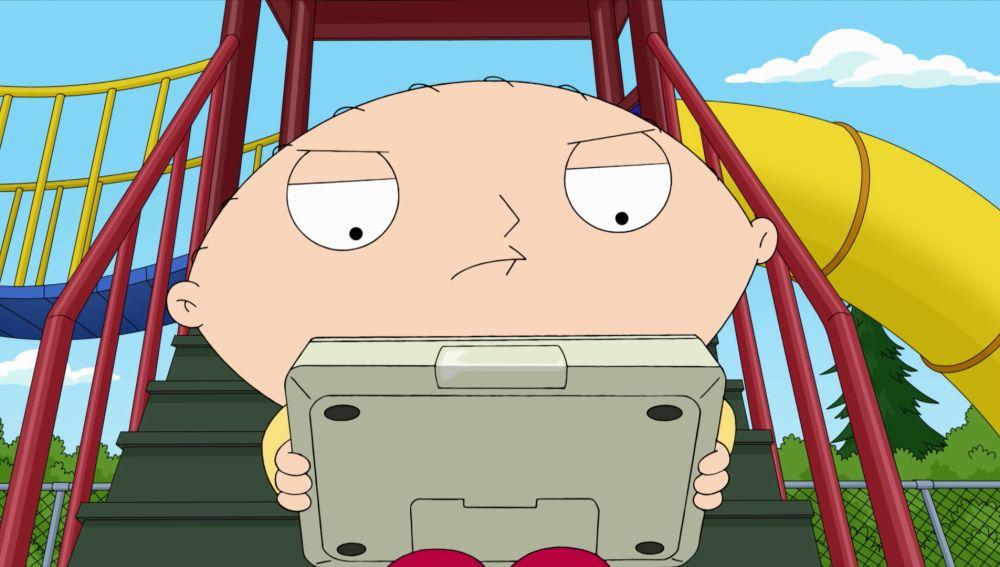 Stewie Griffin tiene el arma definitiva para matar a Lois