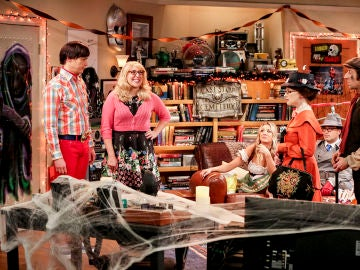 Big Bang celebra Halloween