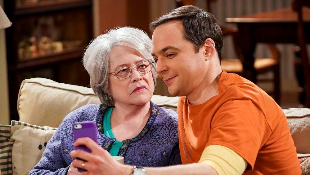 Sheldon y su suegra
