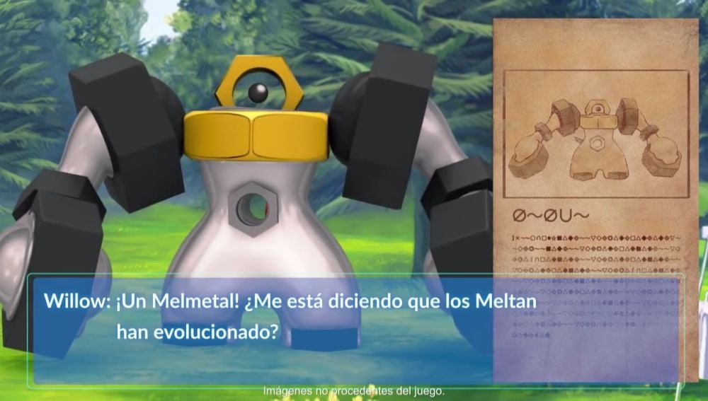 Cómo conseguir a Meltan