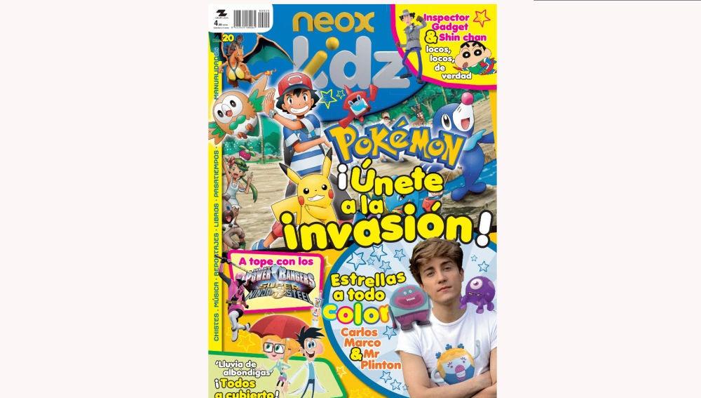 Revista Neox Kidz
