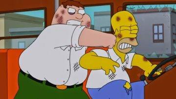 ¿Qué tienen en común Padre de Familia y Los Simpson?
