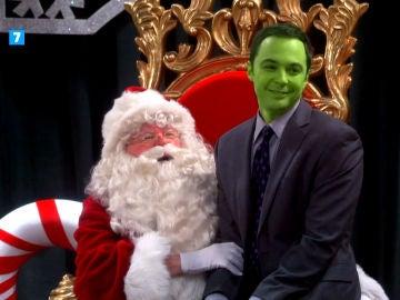 Especial Navidad en Big Bang