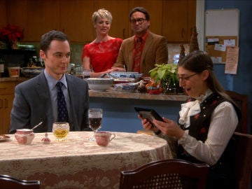 Sheldon y Amy