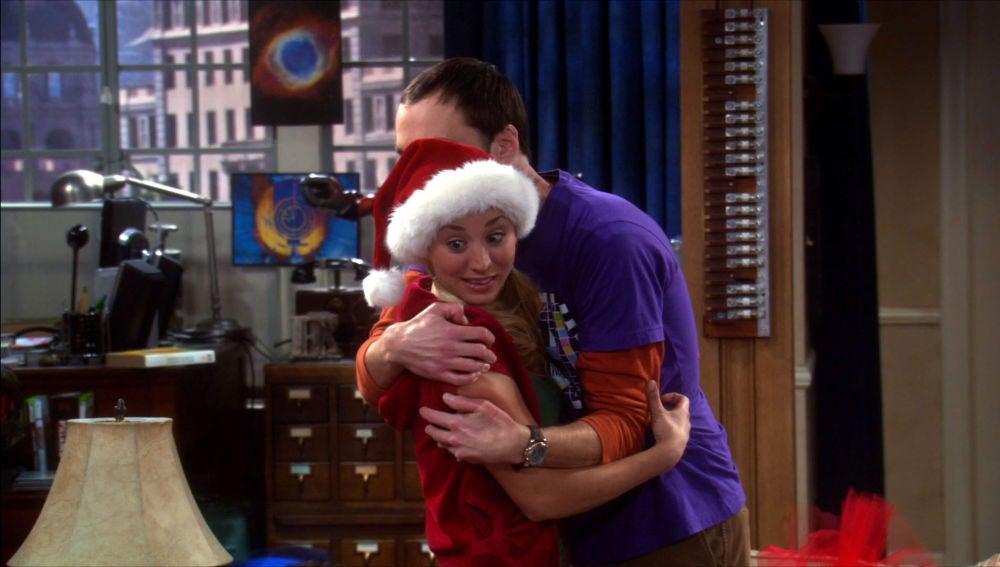 Sheldon y Penny