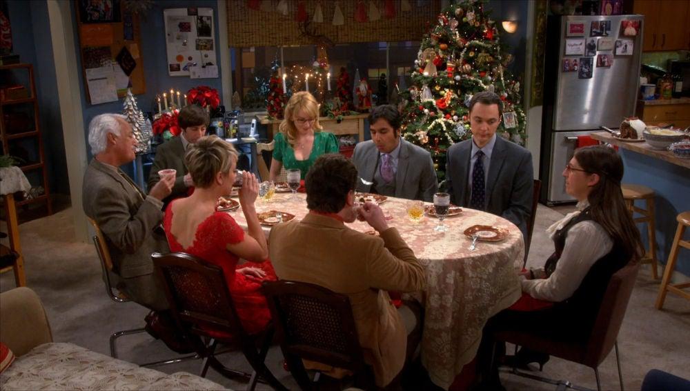 La Navidad llega a Big Bang