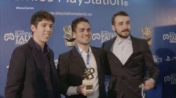 Neox Games asiste a la entrega de los PlayStation Talents en Madrid