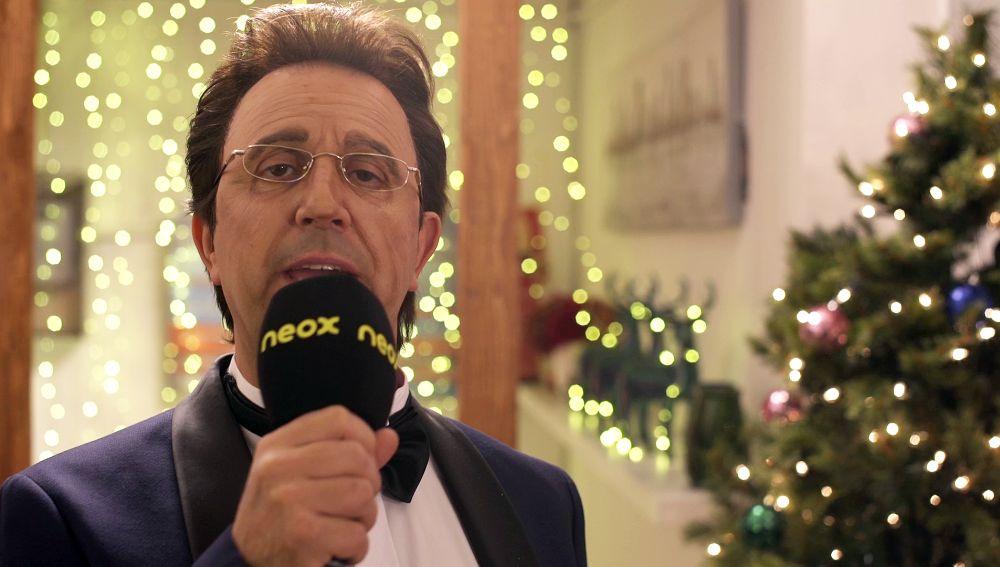"""Matías Prats en 'Feliz Año Neox': """"En 2019 me gustaría cantar el gordo"""""""