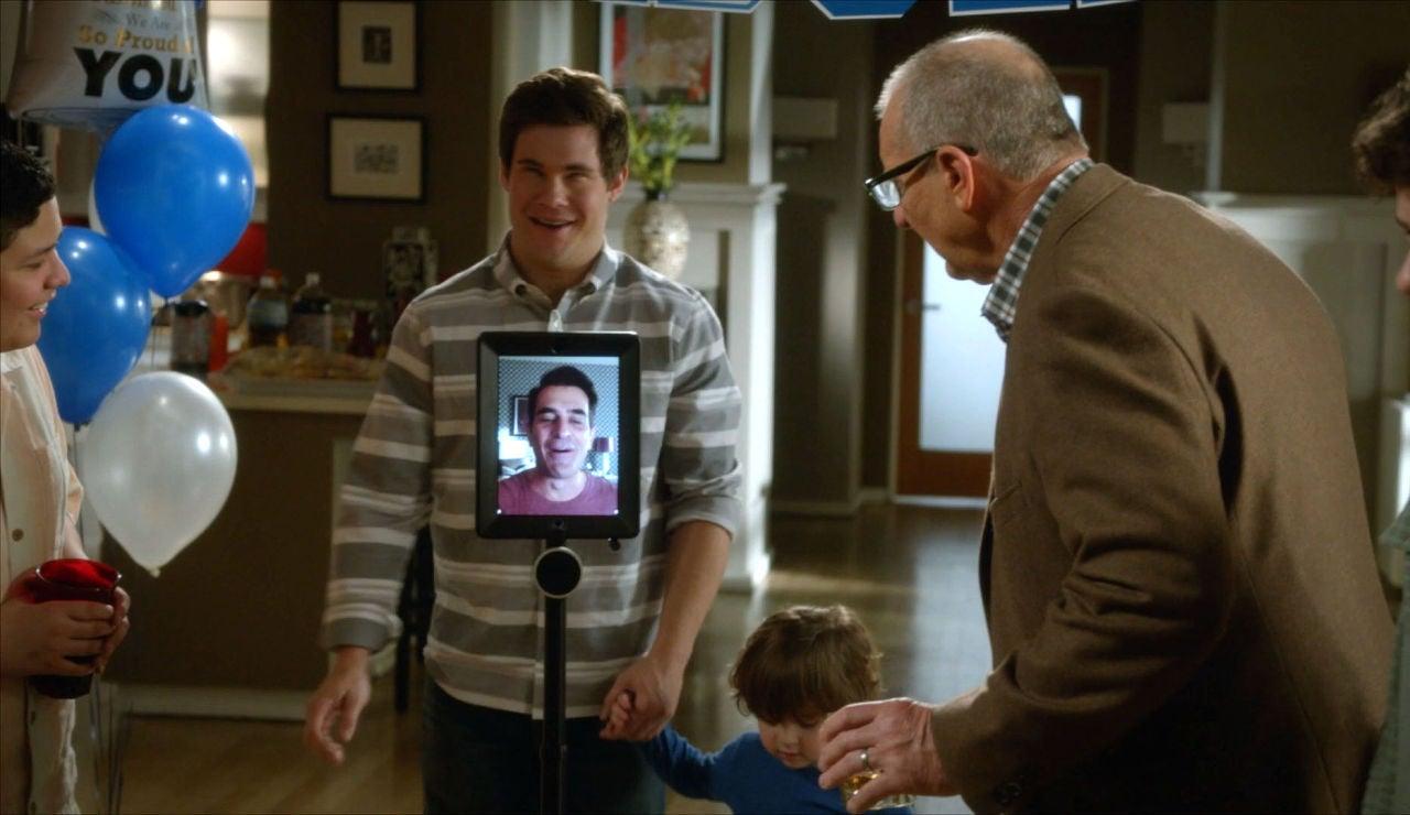 Phil es un robot