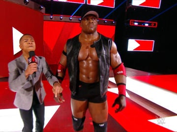Tangana en Raw