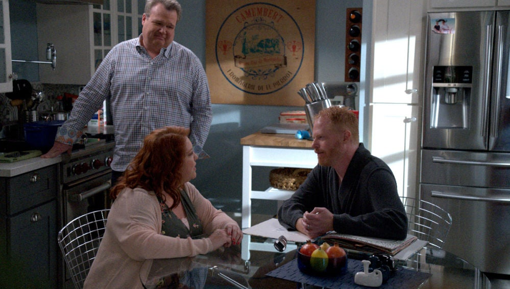 Pam sale de prisión y visita a Mitchell en 'Modern Family'