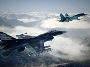 'Ace combat 7: Skies unknown'