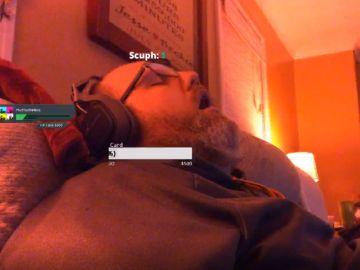 JesseDStreams se queda dormido