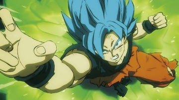 Goku en 'Dragon Ball Super Broly'
