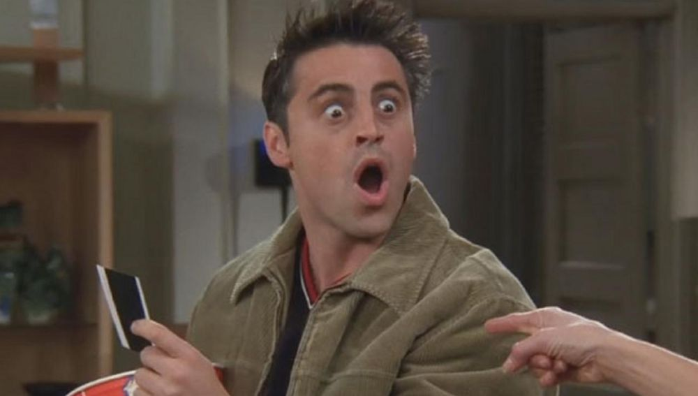Matt LeBlanc, Joey en 'Friends'