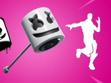 Marshmello en Fortnite