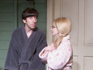El vecino de Howard y Bernadette tiene vistas a su jacuzzi