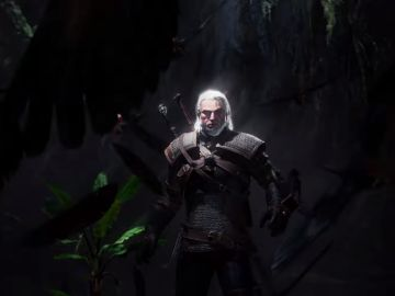 Monster Hunter World x The Witcher III