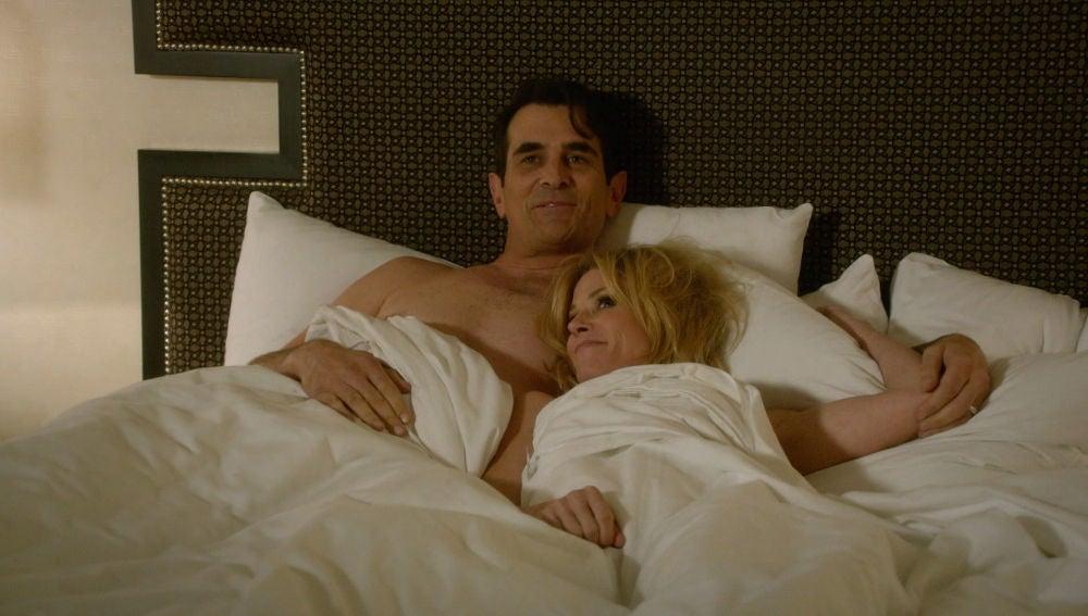 Phil y Claire