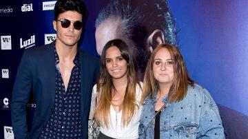 Rocío Flores Carrasco, Gloria Camila Ortega y Kiko Jiménez