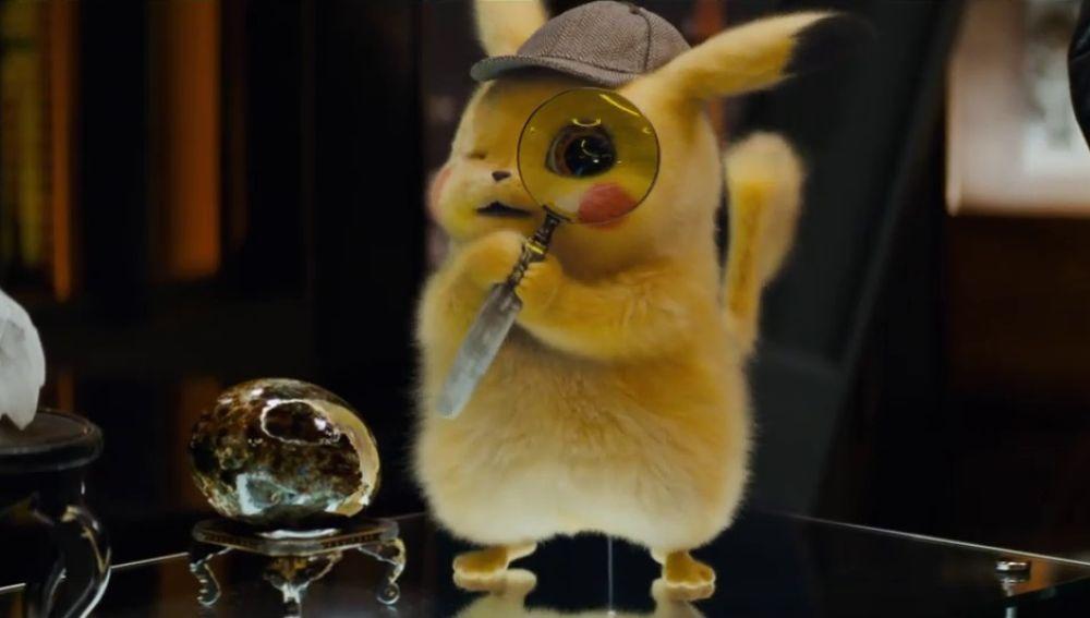 Nuevo tráiler de 'Pokémon: Detective Pikachu'