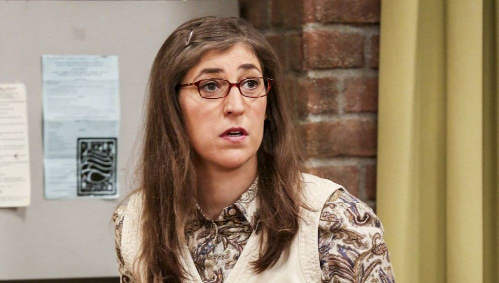 Mayim Bialik, Amy en 'The Big Bang Theory'