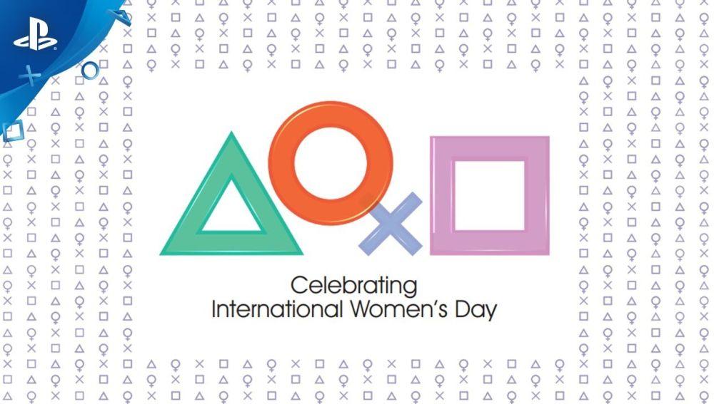 Día Internacional de la Mujer de PlayStation