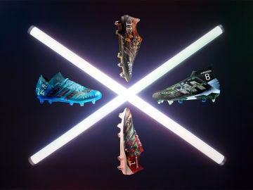 Las botas de los jugadores de la Premier League
