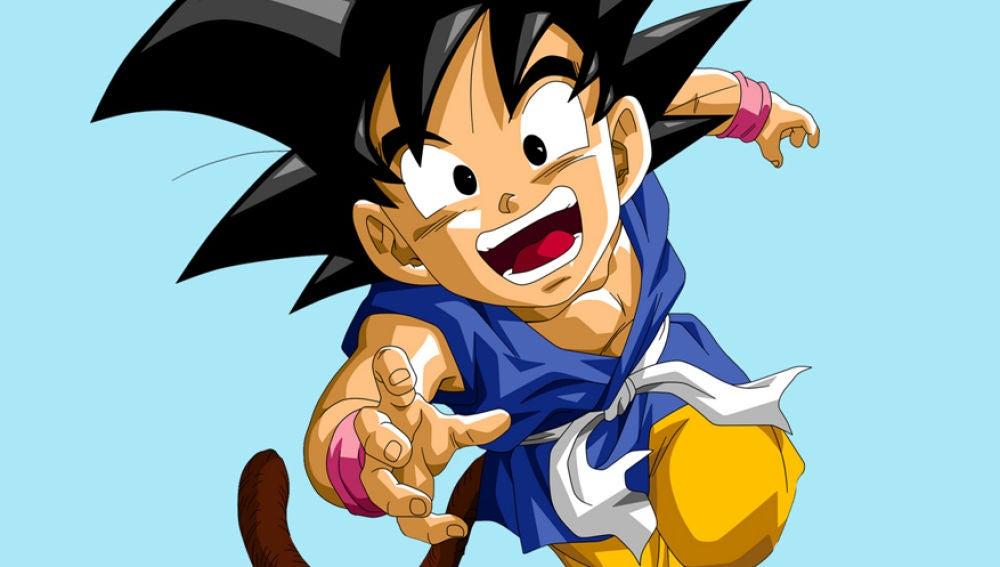 Goku de Dragon Ball GT