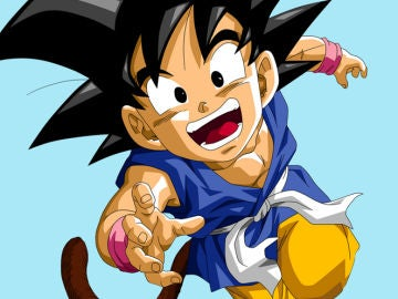 Goku de Dragon Ball GT