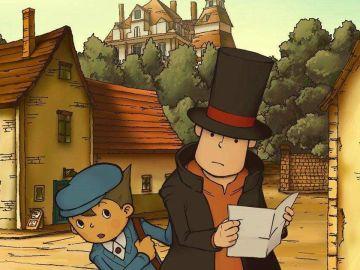El profesor Layton y la villa misteriosa