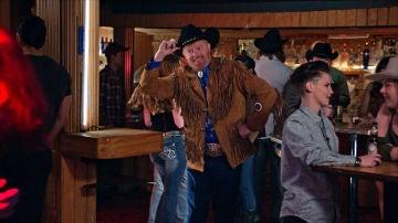 Mitch de cowboy