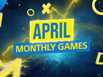 PS PLUS ABRIL 2019