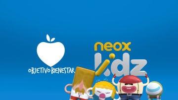 Objetivo Bienestar en Neox Kidz
