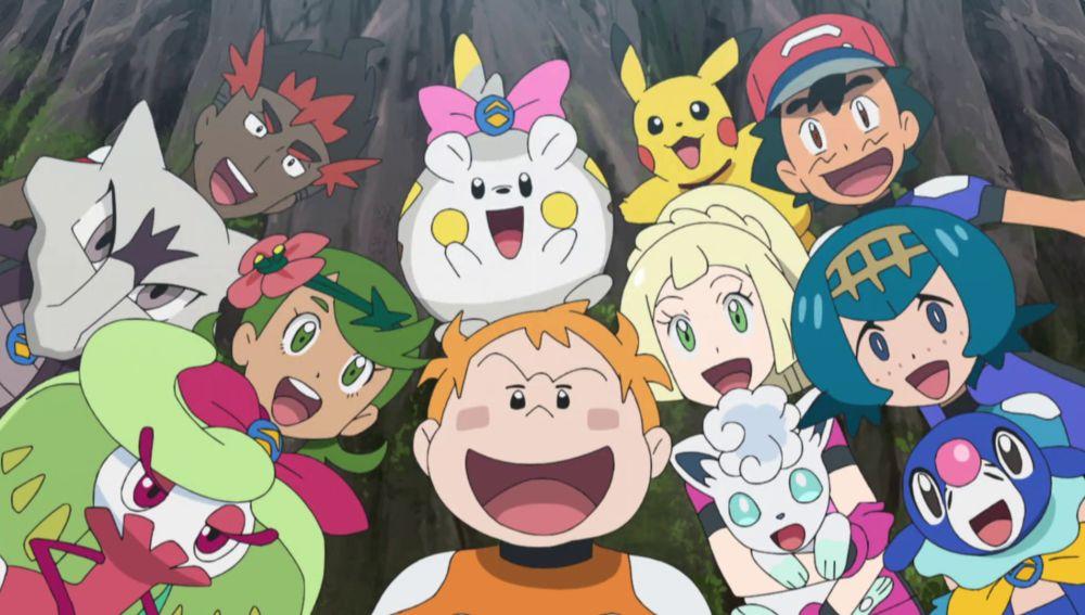 Pokémon - Temporada 22 - Capítulo 3: ¡El Volcán Wela, Graveler, Golem y el montañero!