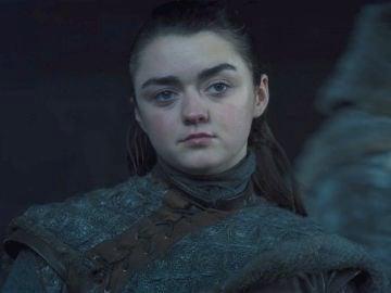 Arya Stark, 'Juego de Tronos'