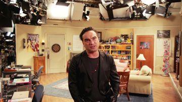 Johnny Galecki (Leonard) se pone melancólico recordando un capítulo muy especial de 'Big Bang'