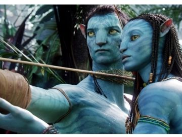 Frame de la película 'Avatar'.