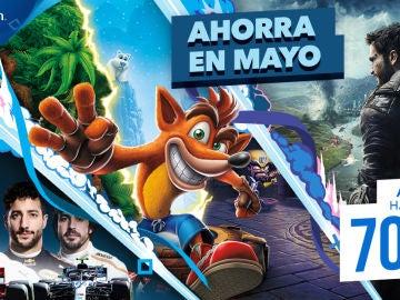 Ofertas de Mayo en PlayStation Store