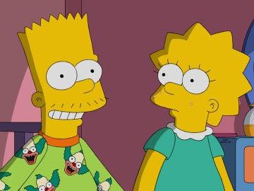 Bart y Lisa