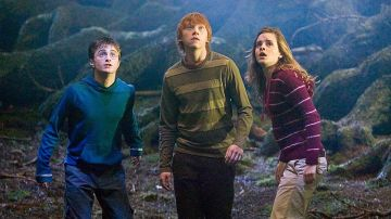 Fotograma de la saga 'Harry Potter'
