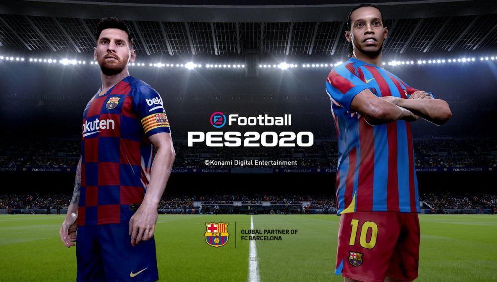 E3 2019: El nuevo eFootbal PES 2020, más real que nunca