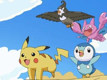 Pokémon - Temporada 11 - Capítulo 13: ¡Juegos de arena!
