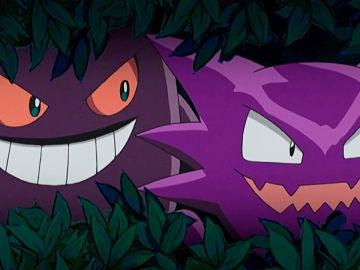 Pokémon - Temporada 11 - Capítulo 38: Noche de terror en el campamento