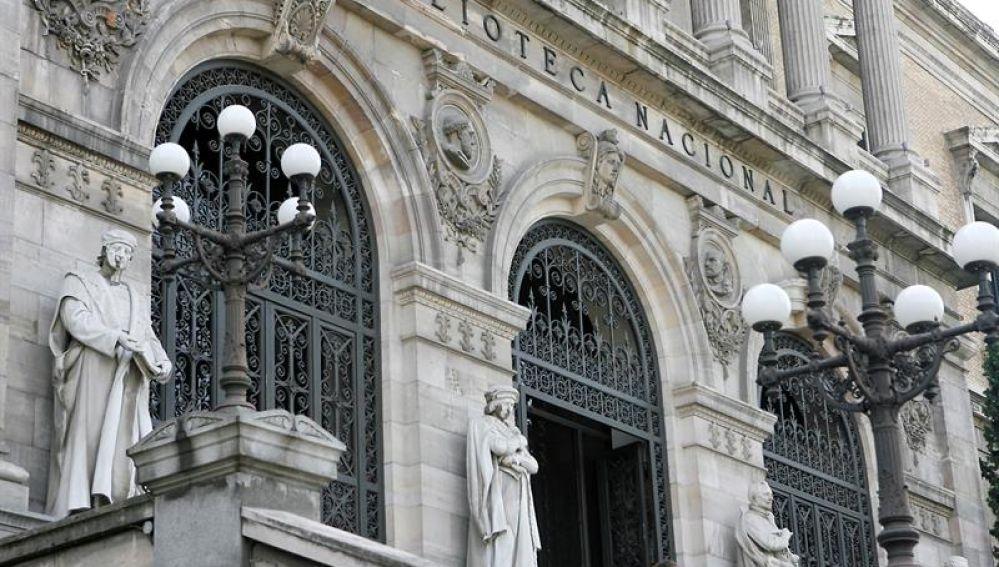 Biblioteca Nacional Española
